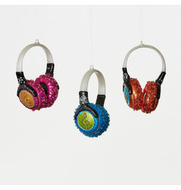 180 Degrees Headphone Ornaments