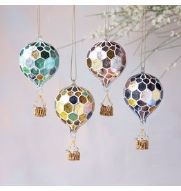 180 Degrees Hot Air Balloon Ornaments
