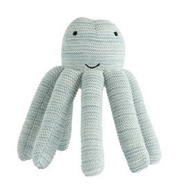 Creative Co-op Cotton Knit Octopus