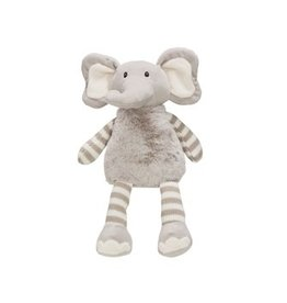 Creative Co-op Cotton Knit Elephant