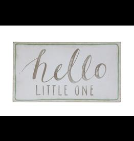 Creative Co-op Hello Little One