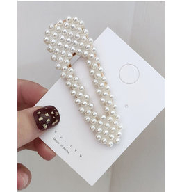 E&S Accessories Pearl Hairclip