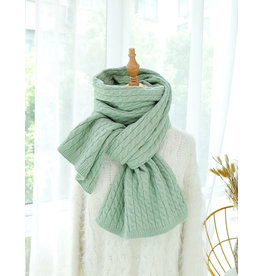 nairn Cable Knit Scarf