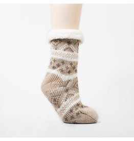 Panaxis Fairisle Slipper Sock (More Colours Available)