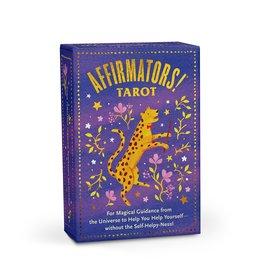 Knock Knock Affirmators Tarot Cards