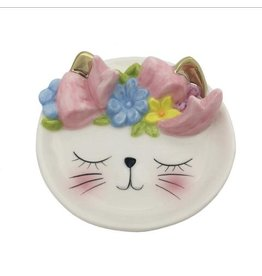 Streamline Cat Trinket Dish