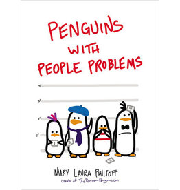 Penguin/Random House Penguins with People Problems
