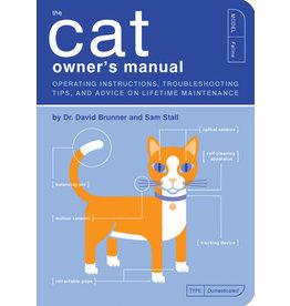 Penguin/Random House Cat Owner's Manual