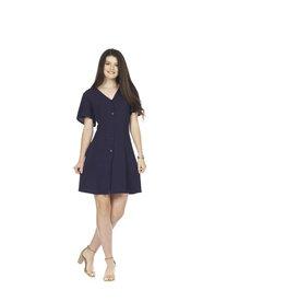 Papillon Calleigh Button Front Dress