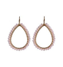 E&S Accessories Beaded Earrings