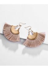 E&S Accessories Tassel Earrings