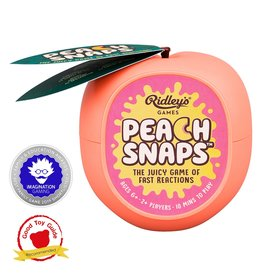 wild and wolf Peach Snap Game