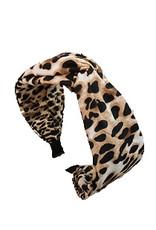 E&S Accessories Thick Animal Print Headband (More Colours)