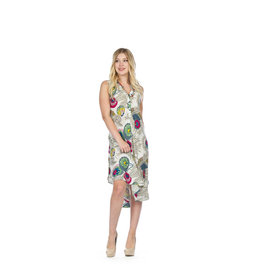 Papillon Kaydon Floral Print Swing Dress