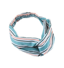 E&S Accessories Striped Headband (More Colours)