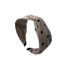 E&S Accessories Polkadot Hairband (More Colours)