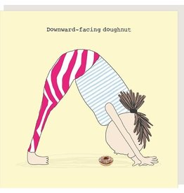 Rosie Made a Thing Card-Downward-facing Doughnut