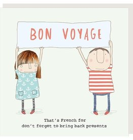 Rosie Made a Thing Card-Bon Voyage