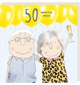 Rosie Made a Thing Anniversary- 50th