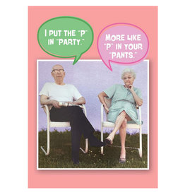 Shade Tree Card-I put the P in Party