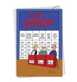 Noble Works Card- Birthday Senior Jeopardy