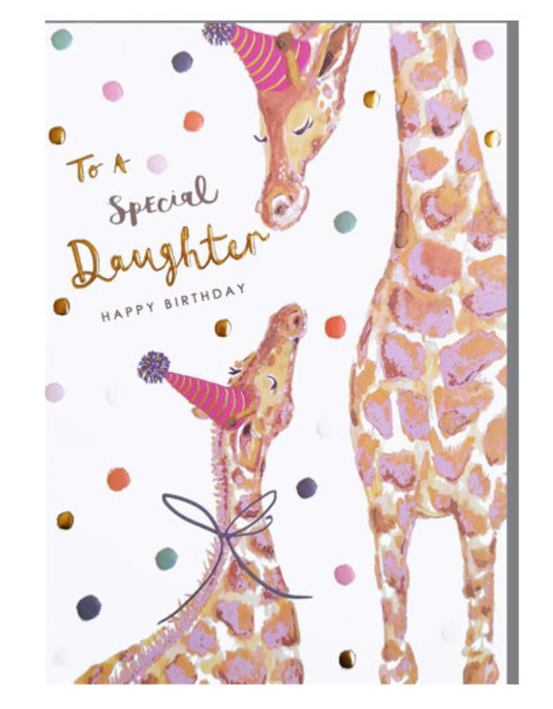 Card-Birthday Special Daughter