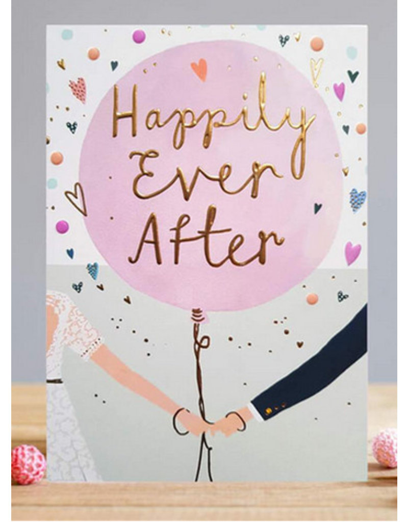 Card- Happily Ever After