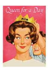 Magik Missile Card-Mother's Day Queen for Day