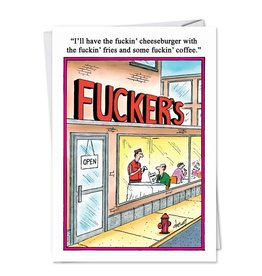 Noble Works CARD-F*CKERS-BIRTHDAY