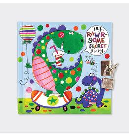 Rachel Ellen Designs Dinosaur Diary