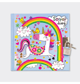 Rachel Ellen Designs Secret Diary Unicorn