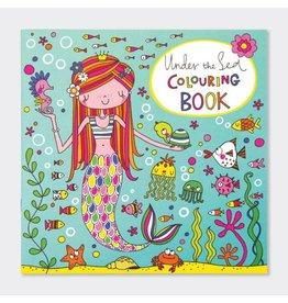 Rachel Ellen Designs Colouring Bk Under the Sea