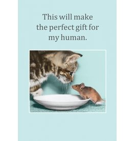 Cath Tate Cards Perfect Gift Birthday Card