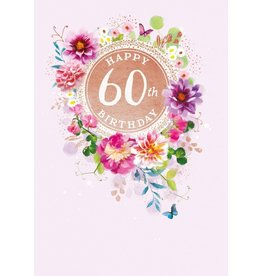 Abacus Card Ltd. Card-Happy 60th Birthday