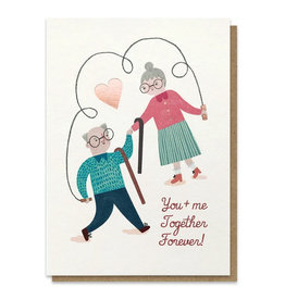 Stormy Knight Card-Together Forever