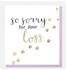 Caroline Gardner Card-Pet Sympathy
