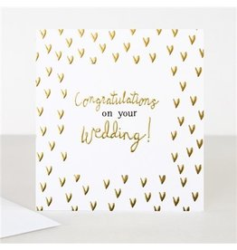 Caroline Gardner Card-Congratulations on your Wedding