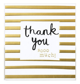 Caroline Gardner Card-Thank You