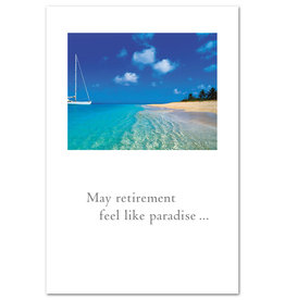 Passages Retirement Card