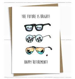 Baun Bon Card-Bright Sunglasses