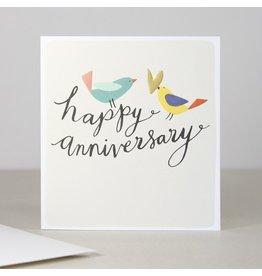 Caroline Gardner Card- Happy Anniversary