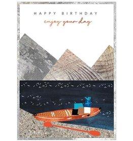 Cinnamon Aitch Happy Birthday,Canoe & Presents