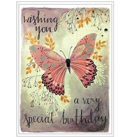 Cinnamon Aitch A Very Special Birthday Card