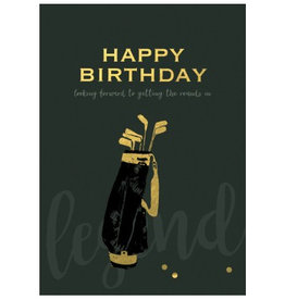 Hammond & Gower Cards-Happy Birthday