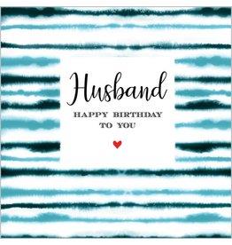 Abacus Card Ltd. Card- Husband Bithday