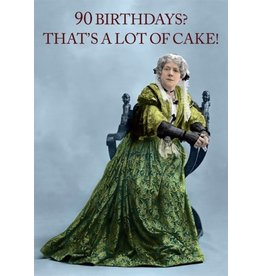 Cath Tate Cards Card-90 Birthdays