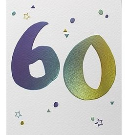 Paperlink Age Birthday/WOW 60