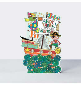Rachel Ellen Designs Card-Ahoy Birthday