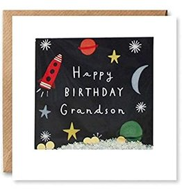 James Ellis Card-HB Grandson Space
