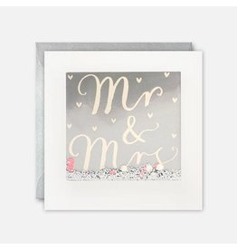 James Ellis Card-Mr & Mrs